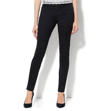 Soho Jeans Legging - Black - Petite New York & Company