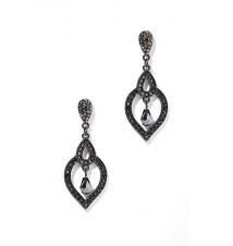 Pave Teardrop Dangle Earring New York & Company