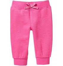 Fleece Sparkle-Bow Pants for Baby Old Navy