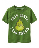 Dr. Seuss' The Grinch Tees for..