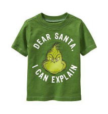 Dr. Seuss' The Grinch Tees for Baby Old Navy