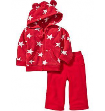 Micro Performance Fleece Jacket & Pants Sets for Baby Old Navy