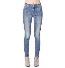 Bullhead Denim Co Low Rise Cool Indigo Skinniest Jeans PacSun