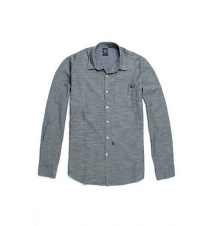 Volcom Flats Long Sleeve Woven Shirt PacSun