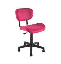 OfficeMax Bailey Task Chair, Pink OfficeMax