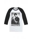 Bioworld Uncle Rico Raglan T-S..