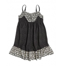 Girls 2‑6 Dancing Leaves Dress Roxy