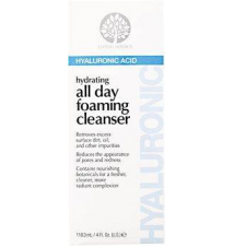 Living Source Hyaluronic Acid Hydrating Foaming Cleanser Sally Beauty