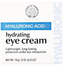 Living Source Hyaluronic Acid Hydrating Eye Cream Sally Beauty