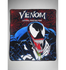 Venom Lethal Protector Fleece Blanket Spencer's