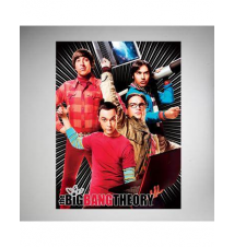 The Big Bang Theory Might Be Hero Fleece Blanket Spencer's