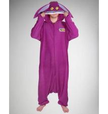 Aaah Real Monsters Ickis Kigurumi Pajamas Spencer's