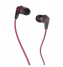 Skullcandy Ink'd Earbuds - Black / Red Sport Chalet