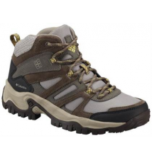 Columbia Women's Woodburn Mid Hiking Shoe Sport Chalet