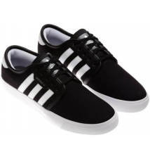 adidas Men's Seeley Sneakers – Black Sport Chalet