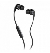 Skullcandy Smokin' Bud 2 Earbuds with Mic - Black / Black Sport Chalet