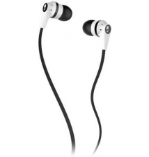 Skullcandy Ink'd Earbuds - White / Black Sport Chalet