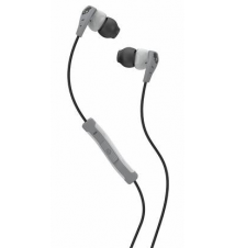 Skullcandy Method Earbuds - Light Gray/Gray Sport Chalet