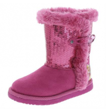 Girls' Princess Sequin Boot Payless