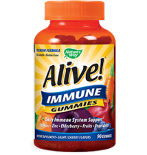 Alive! Immune Gummies The Vitamin Shoppe