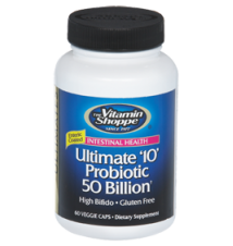 Ultimate 10 Probiotic 50 Billion The Vitamin Shoppe