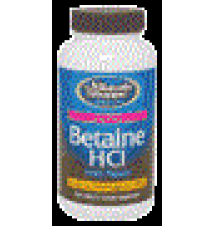 Betaine Hcl With Pepsin The Vitamin Shoppe