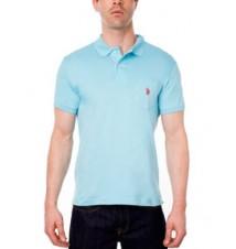 Slim Fit Pocket Polo Shirt