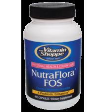 Nutra Flora Fos The Vitamin Shoppe