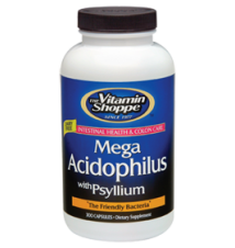 Mega Acidophilus The Vitamin Shoppe