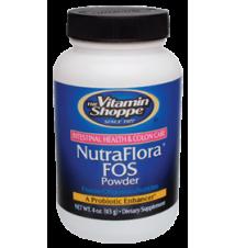 Nutra Flora Fos Powder The Vitamin Shoppe