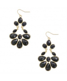 Women's Shimmer Stone Earrings..