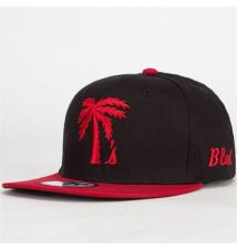 BLVD Palm Tree Boys Snapback Hat Tilly's