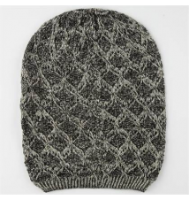 Diamond Knit Lurex Beanie Tilly's
