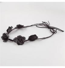 FULL TILT Rose/Suede Headwrap Tilly's