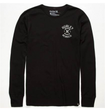 HURLEY Back Talk Mens Thermal Tilly's