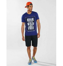 Camp Brand Goods High Wild And Free Tee Urban Outfitters