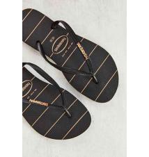 Havaianas Metallic Slim Thong Sandal Urban Outfitters
