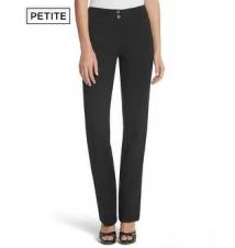 Petite Coastal Straight Leg Pant White House/Black Market
