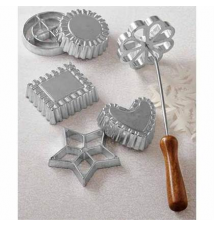 ROSETTE AND TIMBALE SET World Market