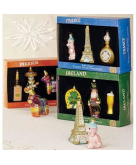 INTERNATIONAL BOXED ORNAMENT S..