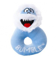 Rudolph The Red-Nosed Reindeer Bumble Ring Dog Toy PetSmart