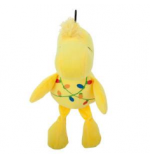 Peanuts Woodstock Holiday Lights Dog Toy PetSmart