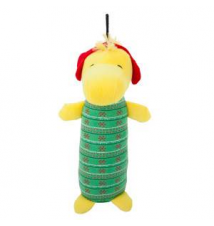 Peanuts Woodstock Loofa Body Dog Toy PetSmart