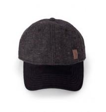 Tweed and Corduroy Baseball Hat