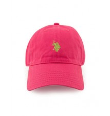 USPA Washed Curve Cap