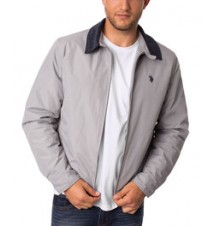 Small Logo Golf Jacket