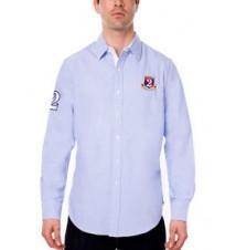 Patch Oxford Shirt