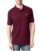 Interlock Polo Shirt..