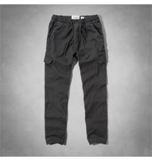 A&F Cargo Jogger Chinos Abercrombie & Fitch