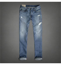 A&F Classic Straight Jeans Abercrombie & Fitch